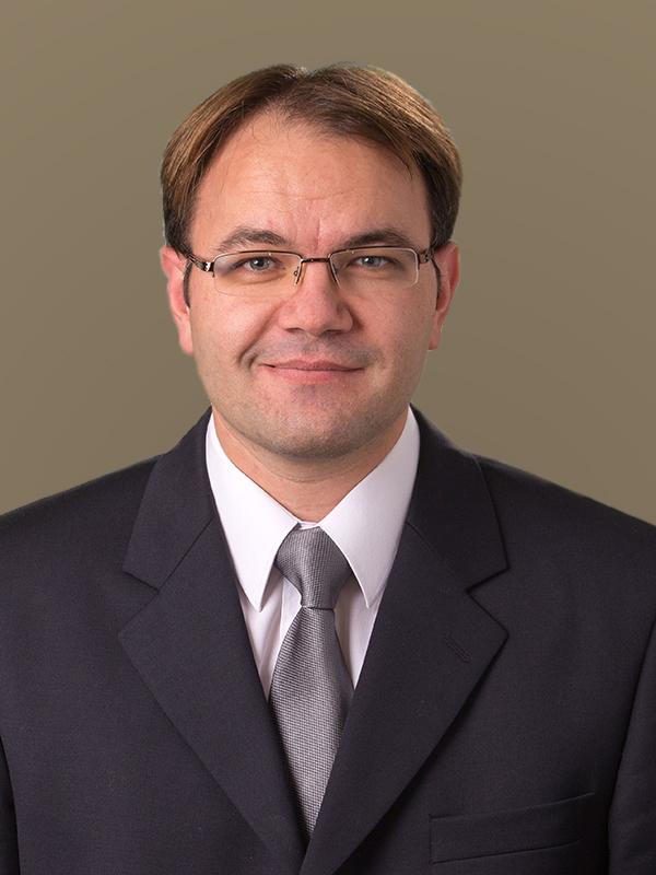 Dr. Horváth András Ph.D